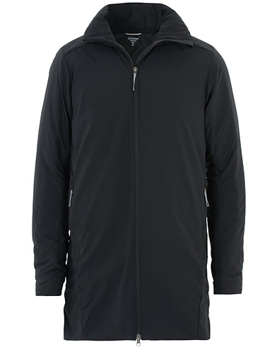 Houdini Add-In Jacket True Black i gruppen Kläder / Jackor / Parkas hos Care of Carl (16406211r)