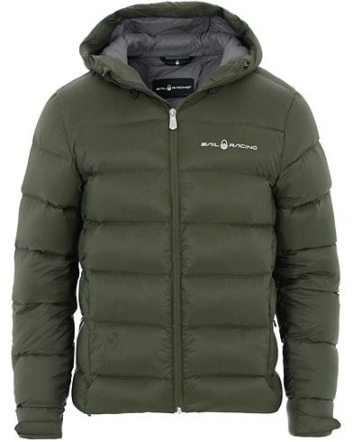 Sail Racing Gravity Down Jacket Forest Green i gruppen Kläder / Jackor / Dunjackor hos Care of Carl (16420111r)