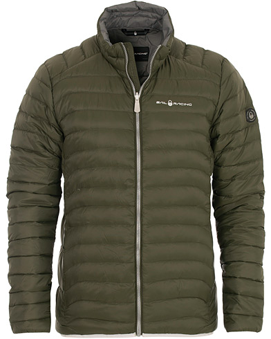 Sail Racing Link Down Jacket Forest Green i gruppen Kläder / Jackor / Dunjackor hos Care of Carl (16420711r)