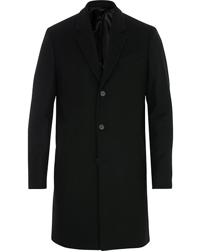 Tiger of Sweden Cempsey Wool/Cashmere Coat Black i gruppen Kläder / Jackor / Rockar hos Care of Carl (16424111r)