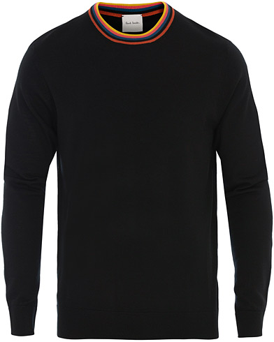 Paul Smith Mainline Pullover Black i gruppen Kläder / Tröjor / Pullover rundhals hos Care of Carl (16461211r)