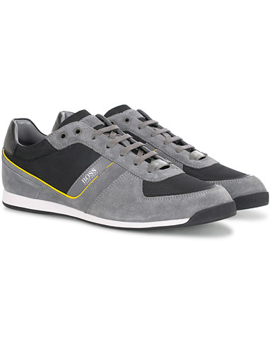 BOSS Athleisure Maize Sneaker Grey i gruppen Skor / Sneakers hos Care of Carl (16528811r)