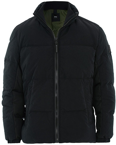 BOSS Casual Odrean Down Jacket Black i gruppen Kläder / Jackor / Dunjackor hos Care of Carl (16529311r)