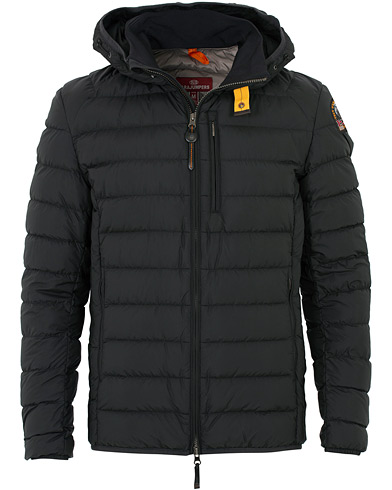 Parajumpers Last Minute Lightweight Hooded Jacket Black i gruppen Kläder / Jackor / Dunjackor hos Care of Carl (16554611r)