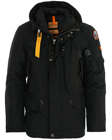 Parajumpers Right Hand Base No Fur Parka Black i gruppen Kläder / Jackor / Parkas hos Care of Carl (16557511r)