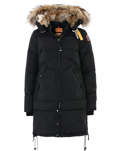 Parajumpers Long Bear Masterpiece Parka Black i gruppen Kläder / Jackor / Parkas hos Care of Carl (16558711r)