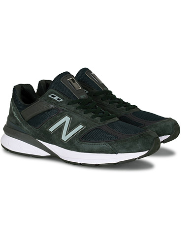New Balance Made in USA 990 Sneaker Green i gruppen Skor / Sneakers hos Care of Carl (16575011r)