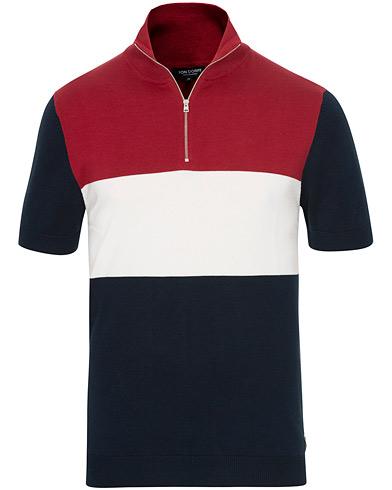 Fender T-Shirt Strat. Grey/Red XL