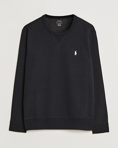 Polo Ralph Lauren Tech Crew Neck Sweatshirt Black