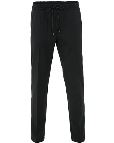 BOSS Banks Drawstring Trousers Black
