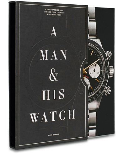 New Mags A Man and His Watch   i gruppen Livsstil / Böcker hos Care of Carl (16642010)