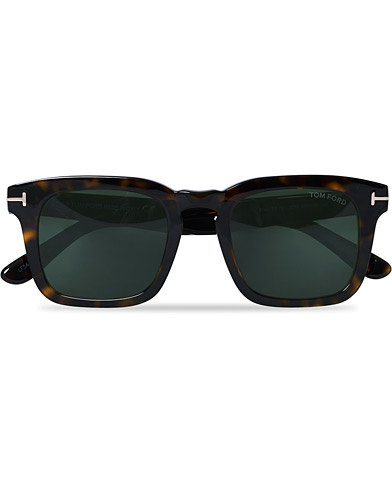 Tom Ford Dax TF0751 Sunglasses Havanna  i gruppen Accessoarer / Solglasögon hos Care of Carl (16666110)