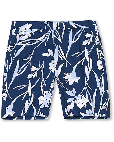 Polo Ralph Lauren Golf Cotton Stretch Shorts Ink Floral i gruppen Kläder / Shorts / Chinosshorts hos Care of Carl (16804311r)