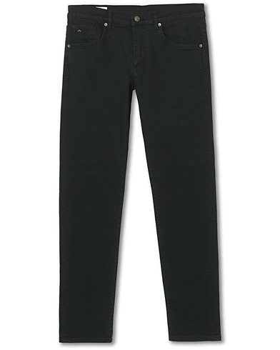 J.Lindeberg Jay Solid Stretch Jeans Black i gruppen Kläder / Jeans hos Care of Carl (16814411r)