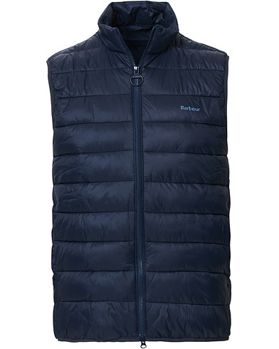 Barbour Lifestyle Bretby Lightweight Down Gilet Navy i gruppen Kläder / Västar hos Care of Carl (16843511r)