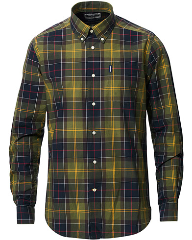 Barbour Lifestyle Tailored Fit 7 Shirt Classic Tartan i gruppen Kläder / Skjortor / Casual hos Care of Carl (16845611r)