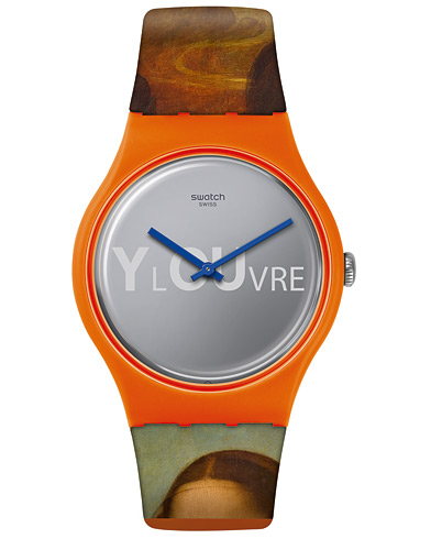 Swatch Lisa Masquee Portrait