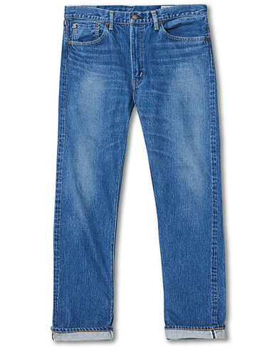 orSlow Tapered Fit 107 Selvedge Jeans Two Year Wash