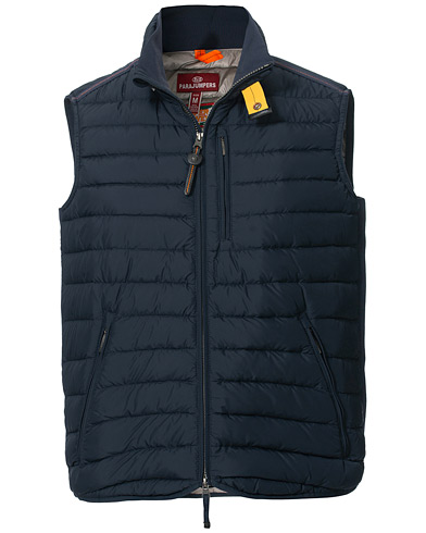 Parajumpers Perfect Super Lightweight Vest Blue/Black i gruppen Kläder / Västar hos Care of Carl (17021911r)