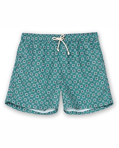 Ripa Ripa Scirocco Printed Swimshorts Green