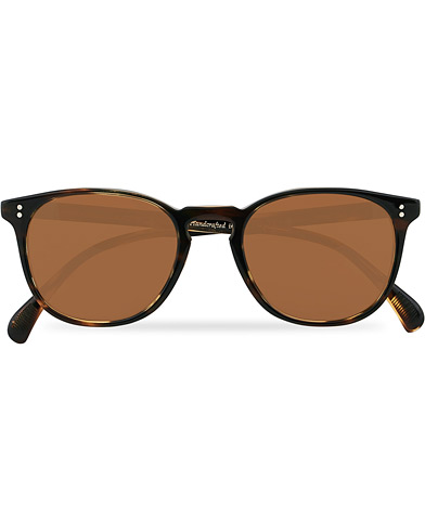 Oliver Peoples Finley ESQ Sunglasses Cocobolo/Brown