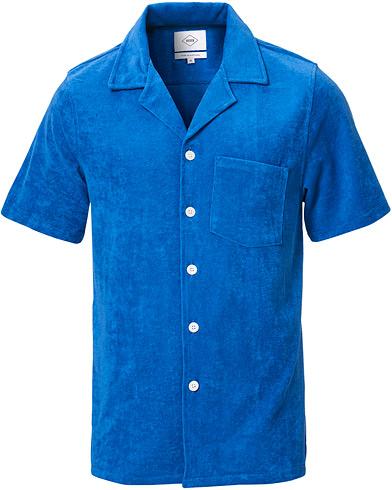 NIKBEN Bowling Terry Short Sleeve Shirt Aruba