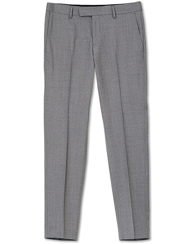 Tiger of Sweden Tordon Wool Suit Trousers Grey i gruppen Kläder / Byxor / Kostymbyxor hos Care of Carl (19278811r)
