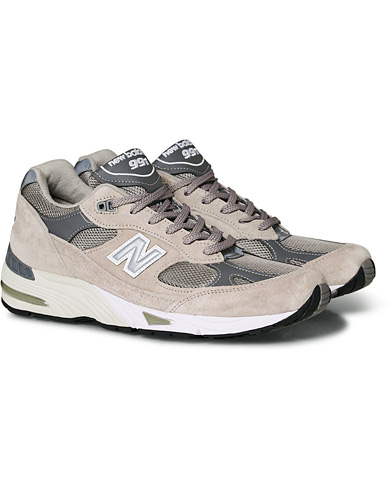 New Balance Made In England 991 Sneaker Grey i gruppen Skor / Sneakers / Running sneakers hos Care of Carl (19458211r)