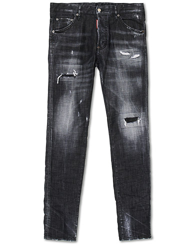 Dsquared2 Cool Guy Jeans Black Wash i gruppen Kläder / Jeans hos Care of Carl (19568111r)