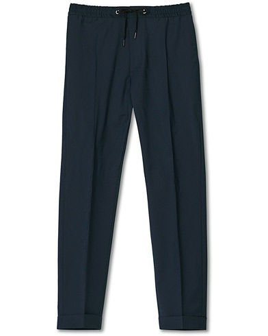 Tiger of Sweden Travin Drawstring Trousers Scarab