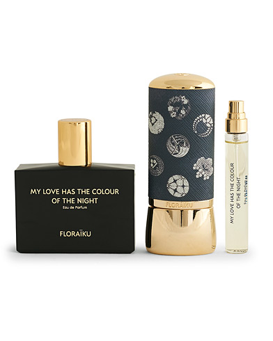 Floraïku My Love Has The Colour of The Night Eau de Parfum 60ml