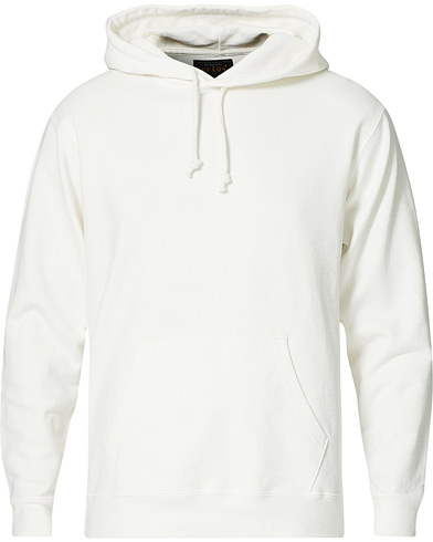 BEAMS PLUS Pullover Hoodie Off White i gruppen Kläder / Tröjor / Huvtröjor hos Care of Carl (20567811r)