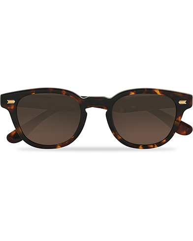 Eyevan 7285 Webb Sunglasses Tortoise