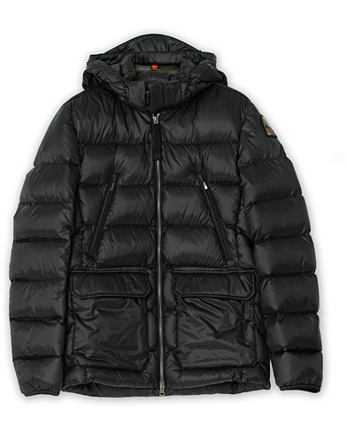 Parajumpers Greg High Gloss Down Jacket Black S i gruppen Care of Carl Pre-owned hos Care of Carl (V16555512001)