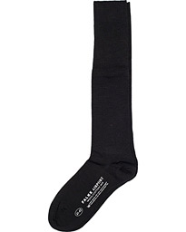 Airport Knee Socks Black