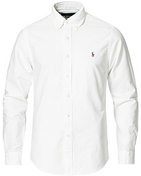 Slim Fit Shirt Oxford White
