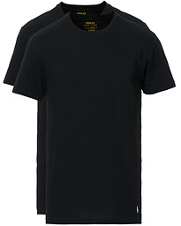 cb0d7ef22a92 Polo Ralph Lauren 2-Pack T-Shirt Crew Neck Black