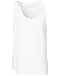 BOSS 3-Pack Tank Top White