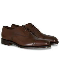 Loake 1880 Aldwych Oxford Dark Brown Calf