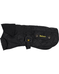 Barbour International Polar Dog Coat Black