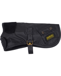 Barbour International Dog Coat Black