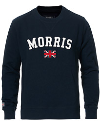 Morris Brown Sweater Navy