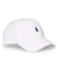 Polo Ralph Lauren Classic Sports Cap White