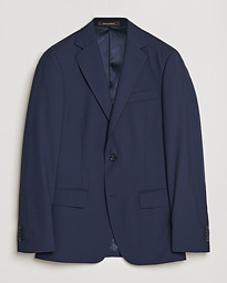 Edmund Blazer Super 120's Wool Navy