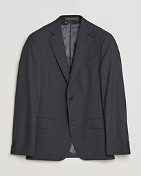 Edmund Blazer Super 120's Wool Grey