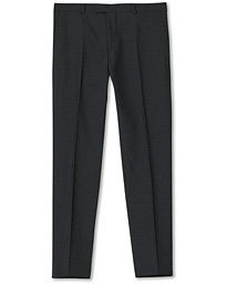 Damien Trousers Super 120's Wool Grey