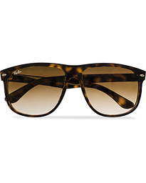 RB4147 Sunglasses Light Havana/Crystal Brown Gradient