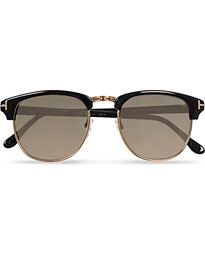 Henry FT0248 Sunglasses Black/Grey