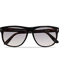 Oliver FT0236 Sunglasses Black/Grey