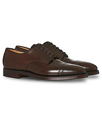 Crockett & Jones Bradford Derby Dark Brown Cordovan